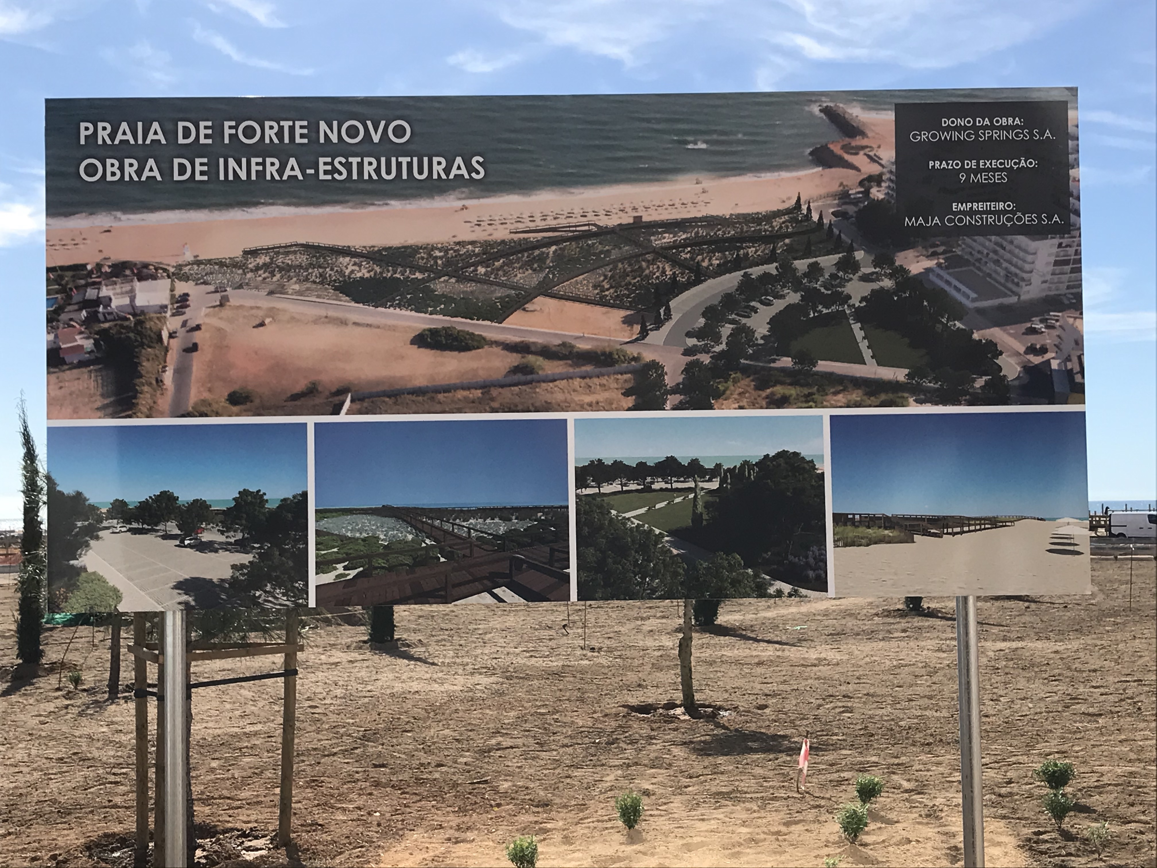 Vilamoura to Vale do Lobo sea side walk